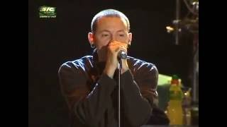 Linkin Park - Pushing Me Away (Live 2008)