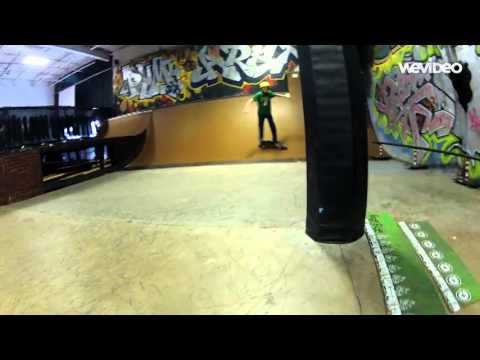A day at the Boardwalk Skate shop/skate park.