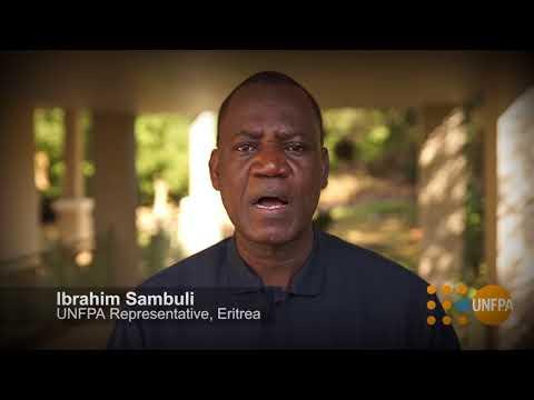 UNFPA's achievement in Eritrea
