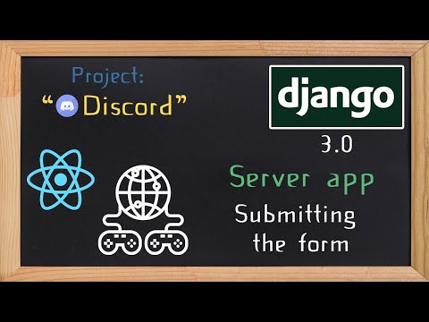Django and ReactJS together - Server app submitting the form | 15 thumbnail