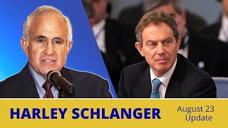 """Tony Blair Lectures Biden and the U.S. on the Responsibility to Continue """"Forever Wars""""!"""