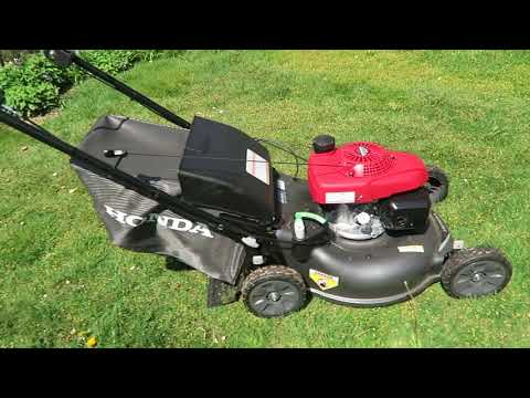 Honda Lawnmower Review
