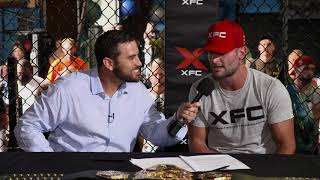 """The Boss Era"" begins as lightweight hammer Kenny Cross signs with XFC!"