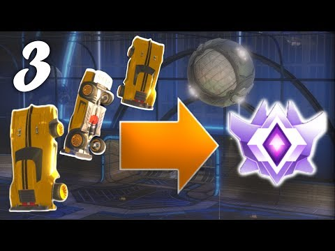 Freestyle to Grand Champion EP3 | Rocket League