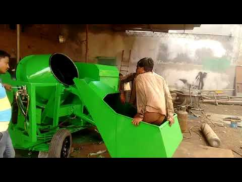 Concrete Mixer Machine