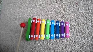 Ovčáci čtveráci - noty text - xylofon