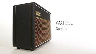 Vox AC10C1 Custom Video