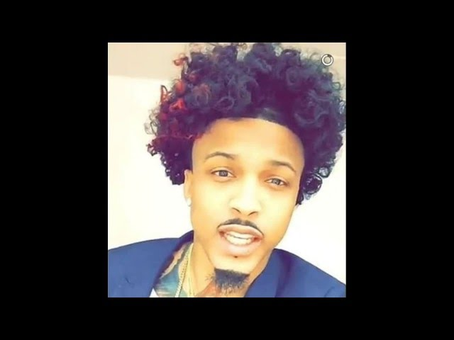 Augustalsina new red afro hairdo august alsina don t matter audio augustalsina new hair dos for altavistaventures Image collections