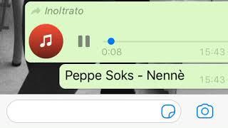 Peppe Soks Nennè