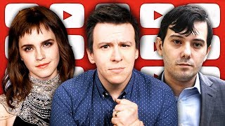 Why People Are Freaking Out About Martin Shkreli, Emma Watson, Florida Lawmakers, and More...