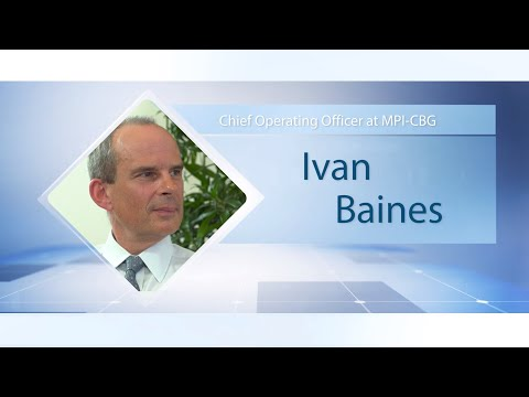 Webinar - Ivan Baines - Building new RIs from the local to the international perspective