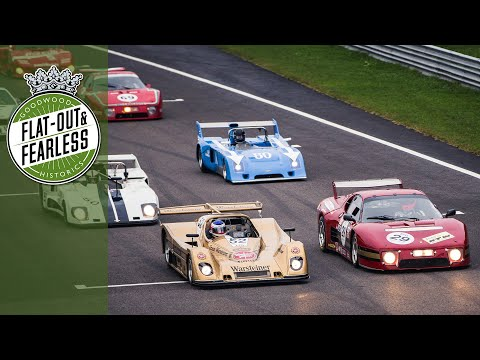 Pure noise   Monza Historic Day 3 highlights