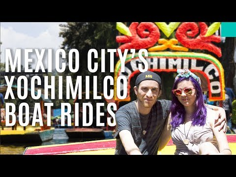 Let's Party on a Xochimilco Boat Ride! | Mexico City