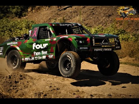 Baja 400 2019 Trophy Trucks