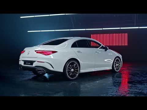 Mercedes Benz Cla Class Coupe Седан класса C - рекламное видео 3