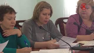Круглый стол с участием представителей всех социальных служб города прошел в Краснодоне
