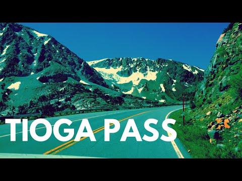 *California State Route 120* Tioga Pass