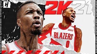 Damian Lillard is the NEW NBA 2K21 COVER! Best Highlights & Plays | Last 5 Seasons