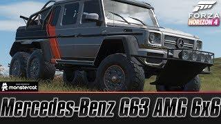 6x6 mercedes-benz g63 amg off road - TH-Clip