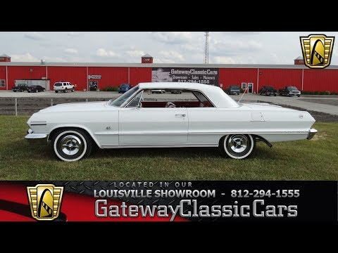 Video of '63 Chevrolet Impala located in Indiana - LRVV