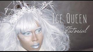 Ice Queen Makeup Tutorial BHcosmetics