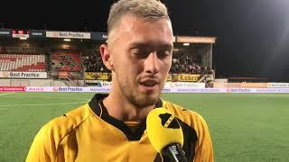 INTERVIEW | Matchwinner Andrija Filipovic kan het nog steeds niet geloven! ?