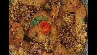 كبسة الدجاج - مطبخ منال العالم