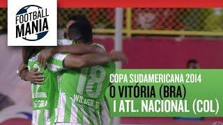 Vitória 0x1 Nacional