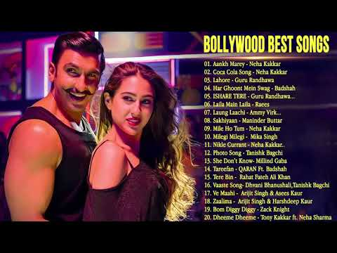 BOLLYWOOOD BEST SONGS 2019  Top 20 Bollywood Hindi Songs 2019 August  Hindi New Songs 2019  Indian S