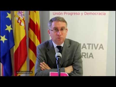 """Ramon de Veciana: """"La soberanía del pueblo español no es negociable"""""""