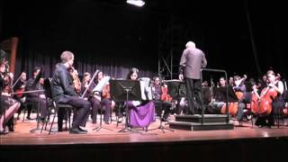 La Cumparsita (Tango) (OSC - Marta Infante (Acordeón))