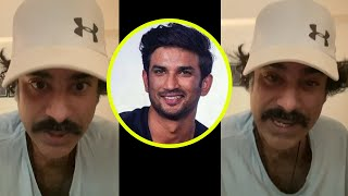 Sikandar Kher BREAKDOWN in EMOTIONAL after Sushant Singh Rajput Sad News