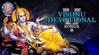 Vishnu Devotional Songs - Collection Of Popular Vishnu