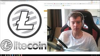 Инвестиции в Litecoin - 30 000 рублей. Заработок на инвестициях в криптовалюту