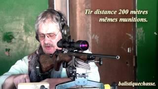 La carabine Blaser R8 Sporter cal 308 Winchester