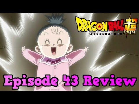 Dragon Ball Super Episode 43 Review: Goku's Ki is Out of Control? Lots of Trouble Taking Care of Pan