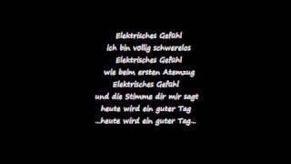 Juli Elektrisches Gefühl + Lyrics + High Quality