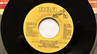 Great Balls Of Fire , Dolly Parton , 1979