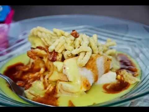 Video Makanan khas tegal by eyung