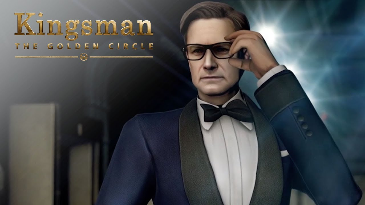 """Become A Kingsman"" Mobile Game"