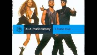 C C Music Factory - I Found Love
