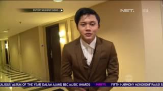 Keseruan Rizky Febian Di Acara TV3 Malaysia
