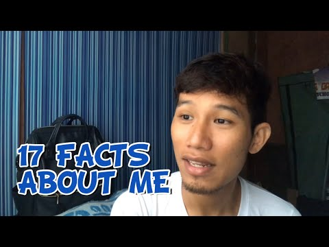 17 Facts About Me   LJ Garcia