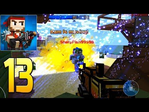 Pixel Gun 3D - Gameplay Walkthrough Part 13