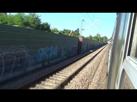 Mitfahrt im DPE mit der E94 nach Homburg (Saar) im N Wagen