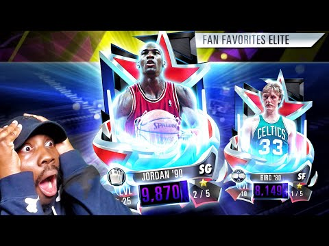 PULLING RARE ONYX MICHAEL JORDAN! NBA 2K Mobile Season 3 Pack Opening Ep 13