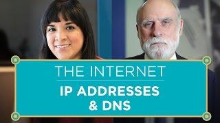 The Internet: IP Addresses & DNS