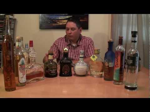 My Top 5 & 5 (& 5) Tequilas (Nosing & Tasting)
