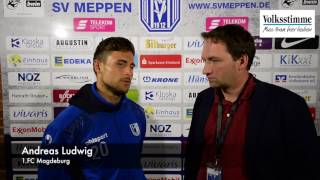 Andreas Ludwig Interview