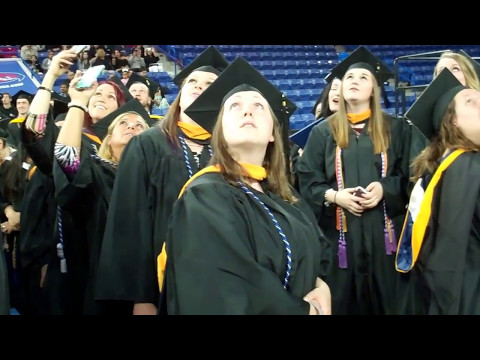 Rise Up Rivier 2017 Graduates